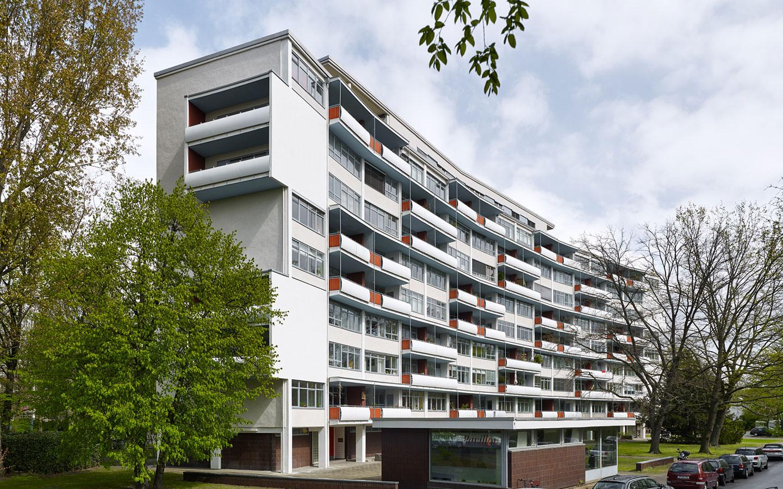 Fassadensanierung Händelallee