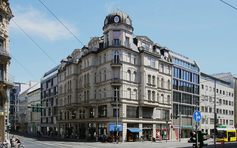 Büro- und Verwaltungsbau Invalidenstraße 113 und Chausseestraße 20, Berlin